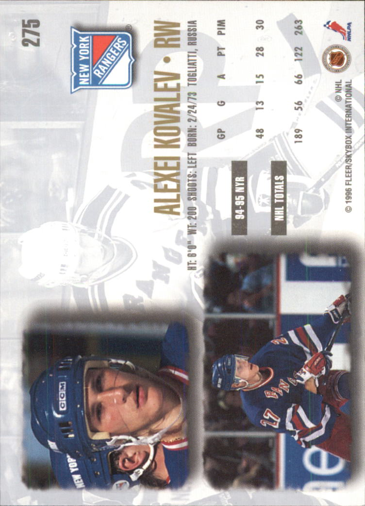 1995-96-Ultra-Hockey-Cards-Pick-From-List miniature 421