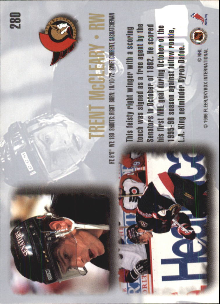 1995-96-Ultra-Hockey-Cards-Pick-From-List miniature 423