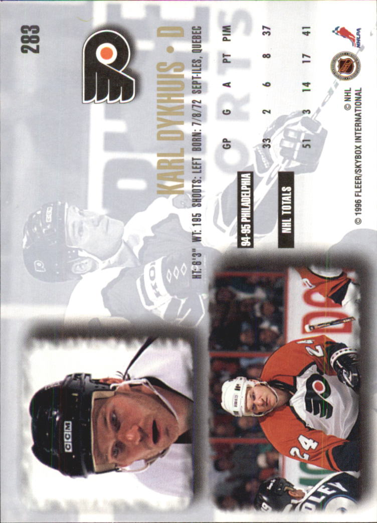1995-96-Ultra-Hockey-Cards-Pick-From-List miniature 427