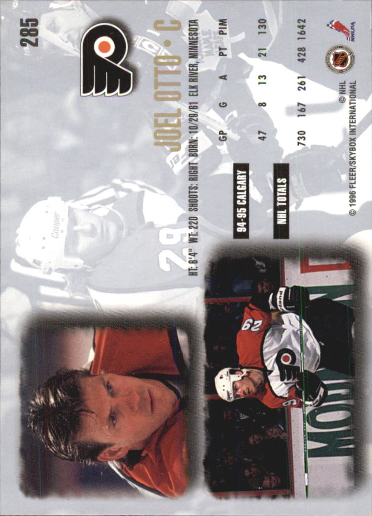 1995-96-Ultra-Hockey-Cards-Pick-From-List miniature 429