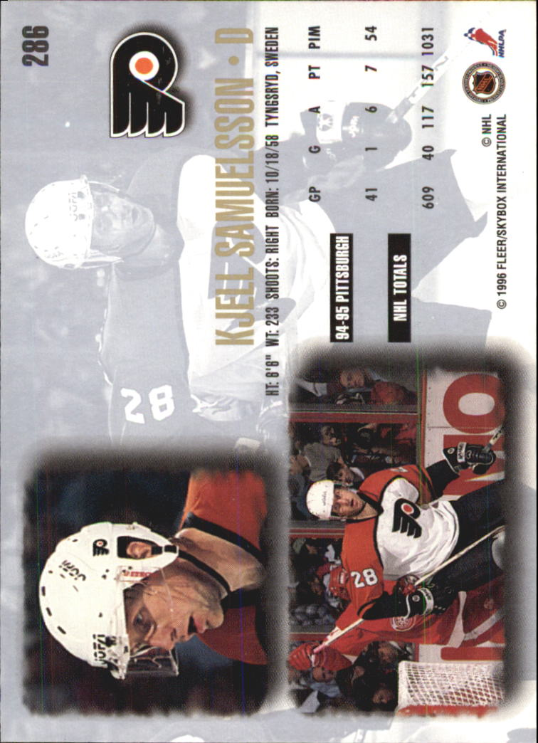 1995-96-Ultra-Hockey-Cards-Pick-From-List miniature 431