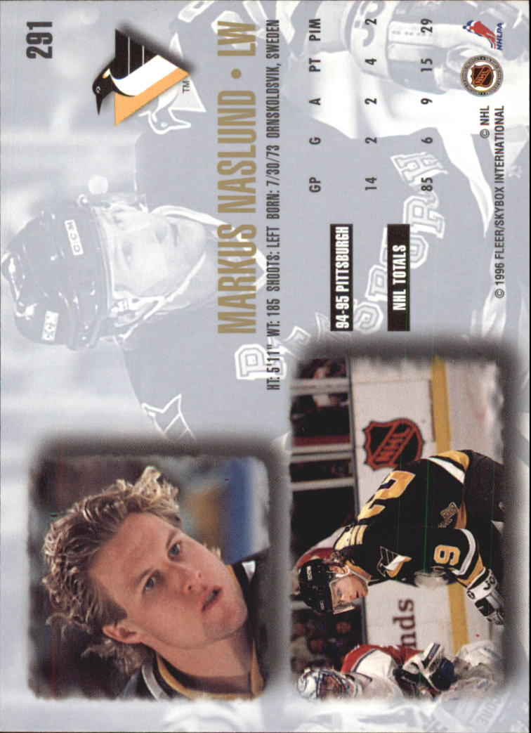 1995-96-Ultra-Hockey-Cards-Pick-From-List miniature 433