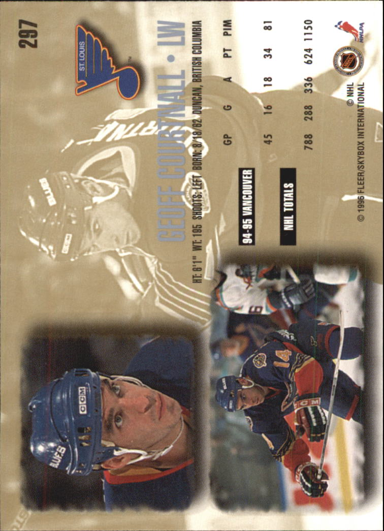 1995-96-Ultra-Hockey-Cards-Pick-From-List miniature 437