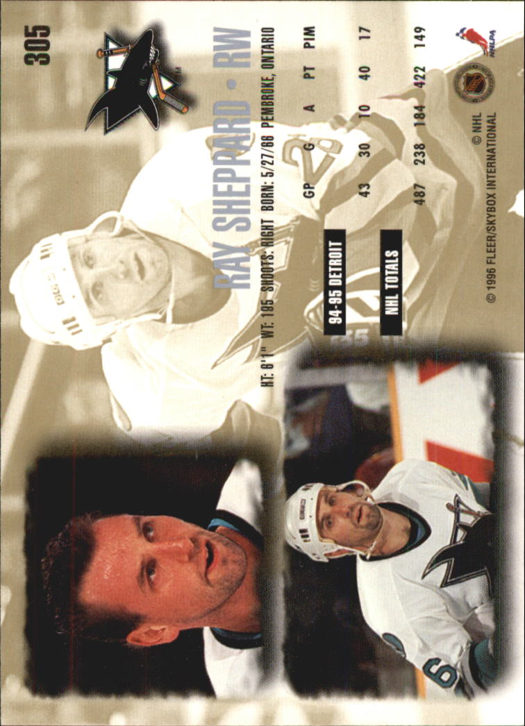 1995-96-Ultra-Hockey-Cards-Pick-From-List miniature 443
