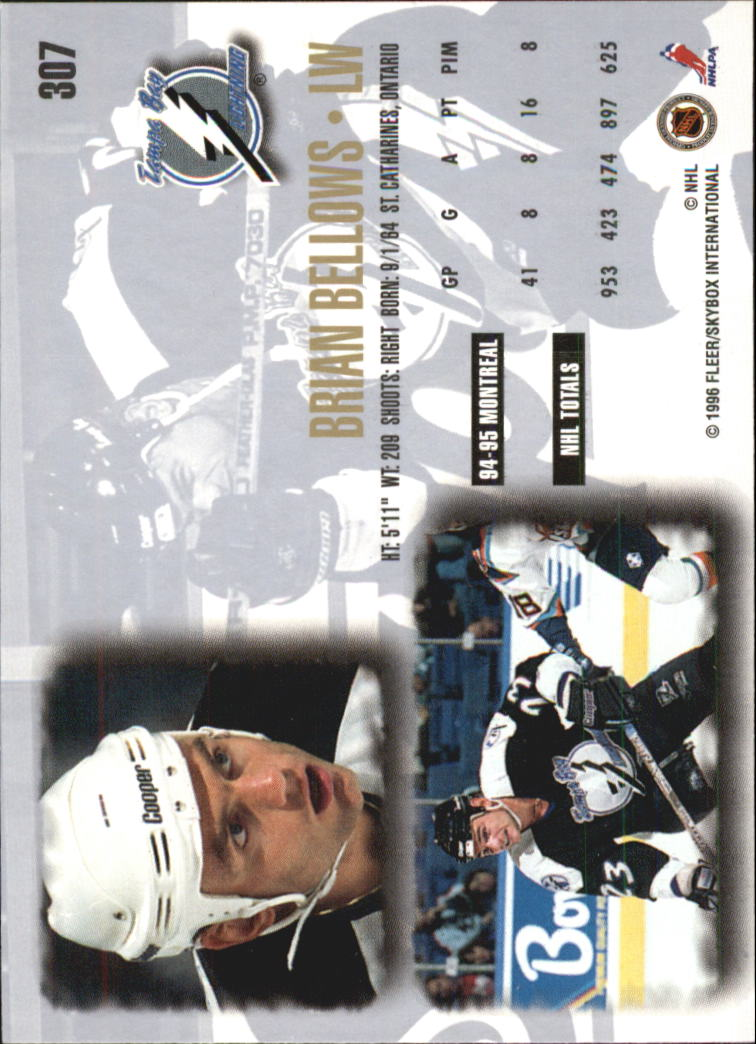 1995-96-Ultra-Hockey-Cards-Pick-From-List miniature 445