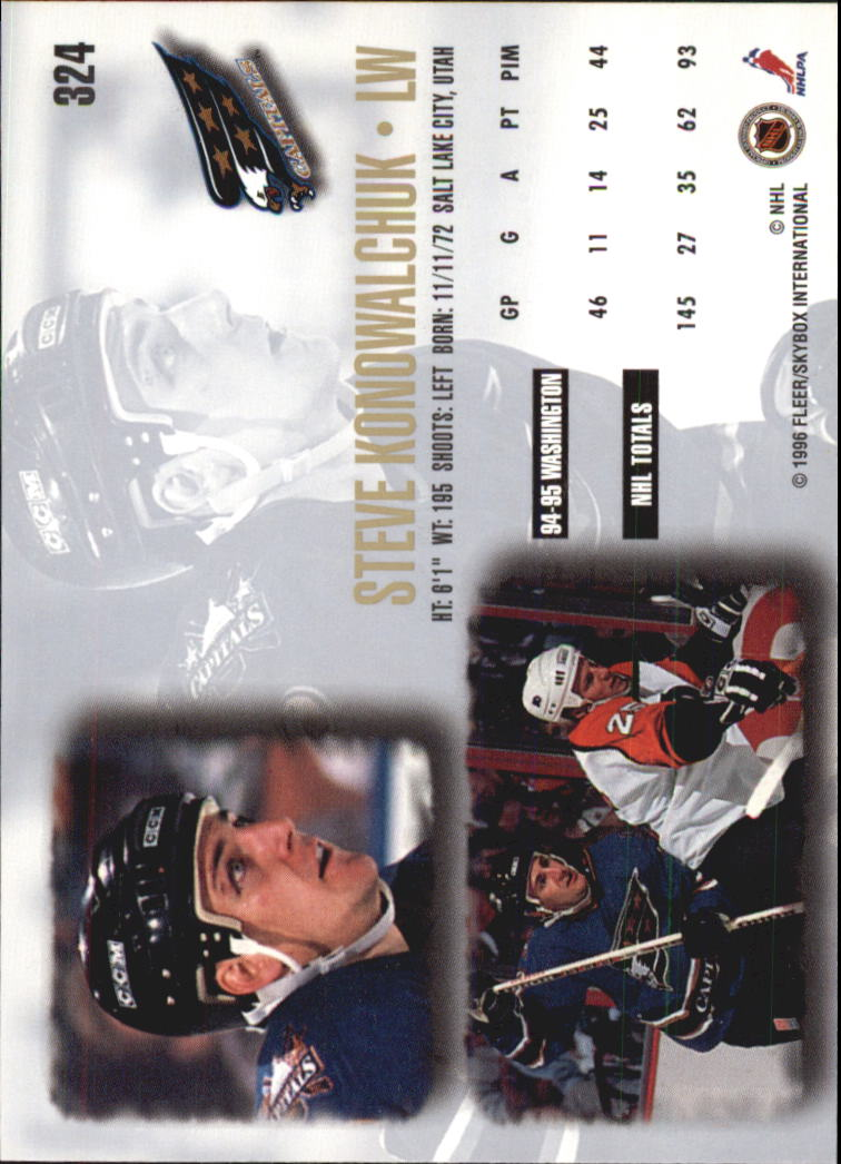 1995-96-Ultra-Hockey-Cards-Pick-From-List miniature 463