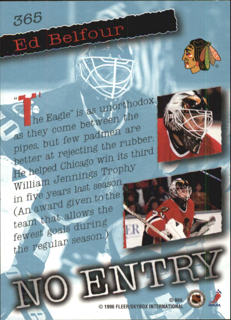 1995-96-Ultra-Hockey-Cards-Pick-From-List miniature 469