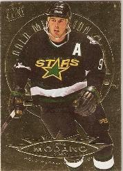 1995-96 Ultra Gold Medallion #41 Mike Modano