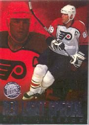 1995-96 Ultra Red Light Specials Gold Medallion #6 Eric Lindros