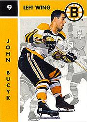 1995-96 Parkhurst '66-67 #5 John Bucyk