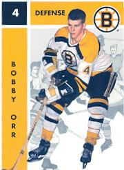 1995-96 Parkhurst '66-67 #7 Bobby Orr