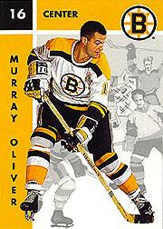1995-96 Parkhurst '66-67 #9 Murray Oliver