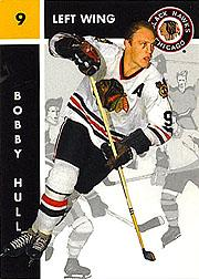 1995-96 Parkhurst '66-67 #21 Bobby Hull