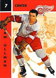 1995-96 Parkhurst '66-67 #45 Norm Ullman