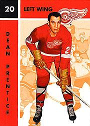 1995-96 Parkhurst '66-67 #51 Dean Prentice