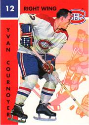 1995-96 Parkhurst '66-67 #60 Yvan Cournoyer