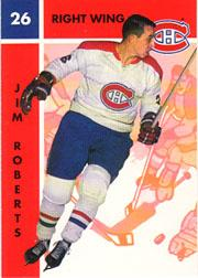 1995-96 Parkhurst '66-67 #72 Jim Roberts