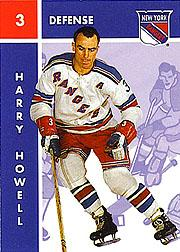 1995-96 Parkhurst '66-67 #80 Harry Howell