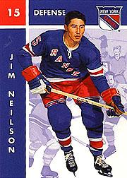 1995-96 Parkhurst '66-67 #81 Jim Neilson