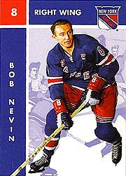 1995-96 Parkhurst '66-67 #85 Bob Nevin