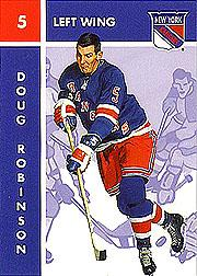 1995-96 Parkhurst '66-67 #96 Doug Robinson