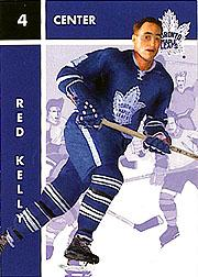 1995-96 Parkhurst '66-67 #109 Red Kelly