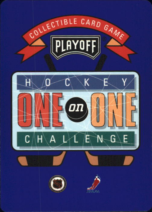 1995-96 Playoff One on One #57 Martin Brodeur