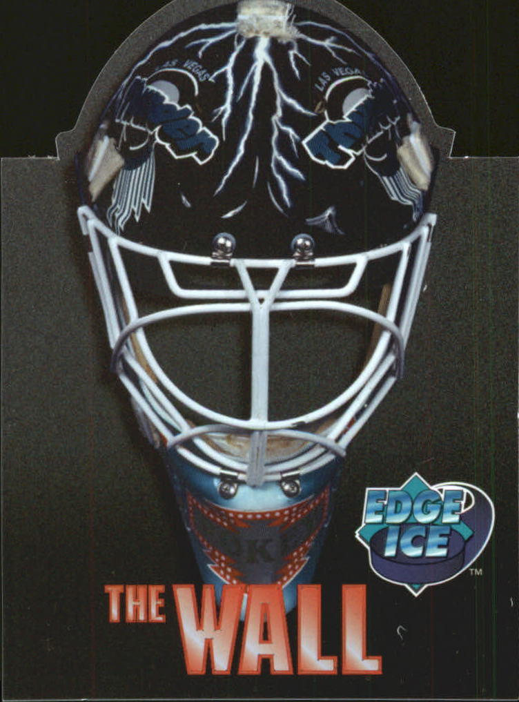 1996 Collector's Edge Ice The Wall #TW5 Pokey Reddick