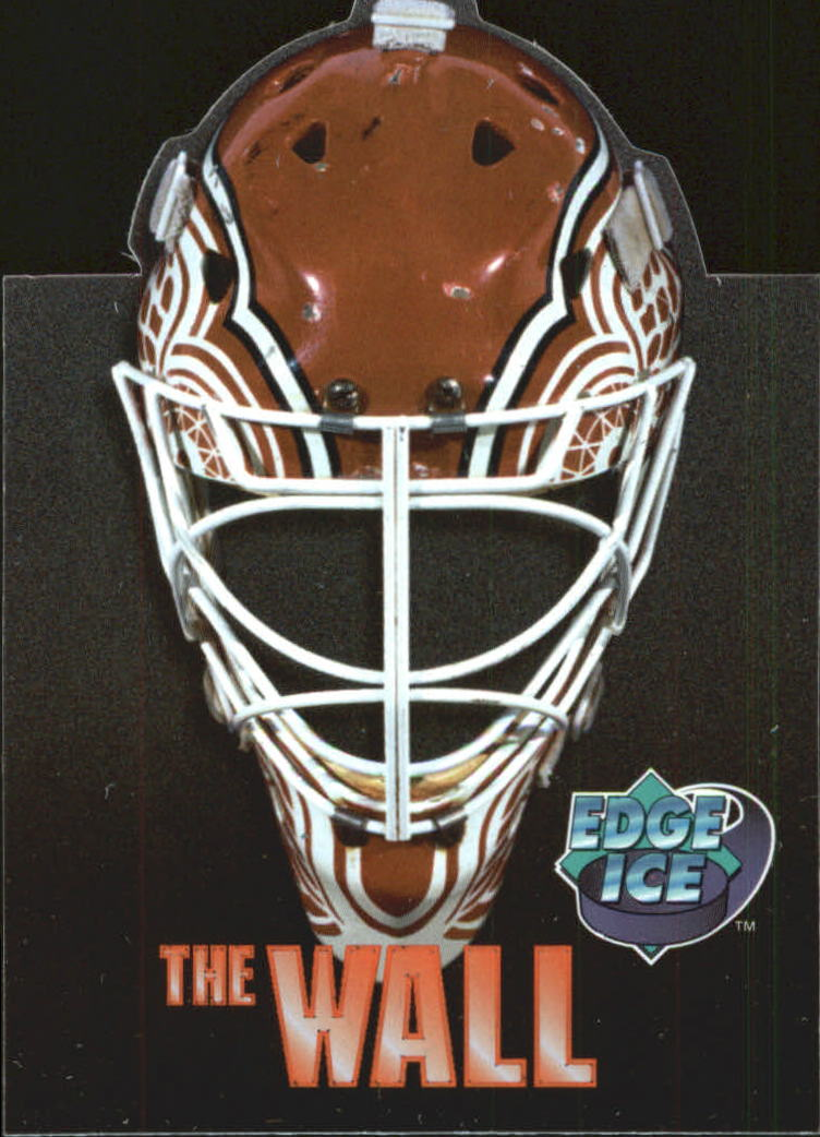 1996 Collector's Edge Ice The Wall #TW12 Kevin Hodson