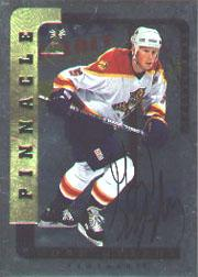 1996-97 Be A Player Autographs Silver #44 Gord Murphy