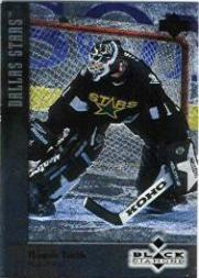 1996-97 Black Diamond #1 Roman Turek RC