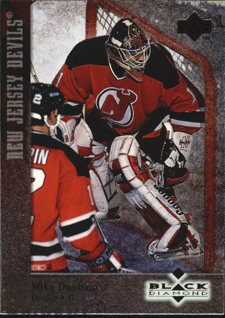 1996-97 Black Diamond #3 Mike Dunham