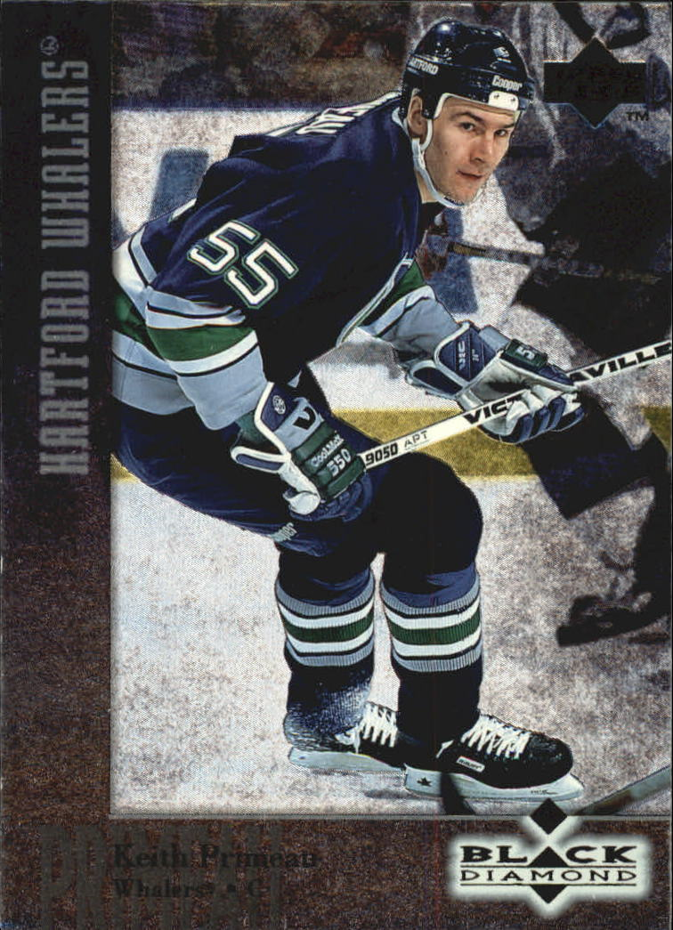 1996-97 Black Diamond #5 Keith Primeau