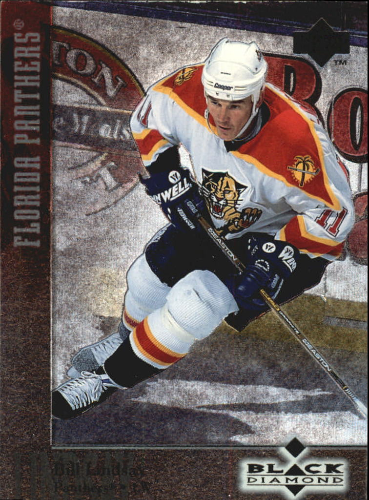 1996-97 Black Diamond #11 Bill Lindsay