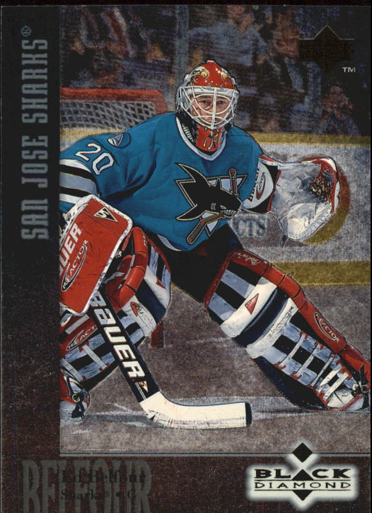 1996-97 Black Diamond #34 Ed Belfour