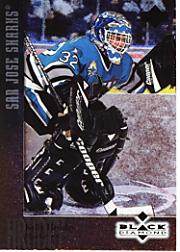 1996-97 Black Diamond #62 Kelly Hrudey
