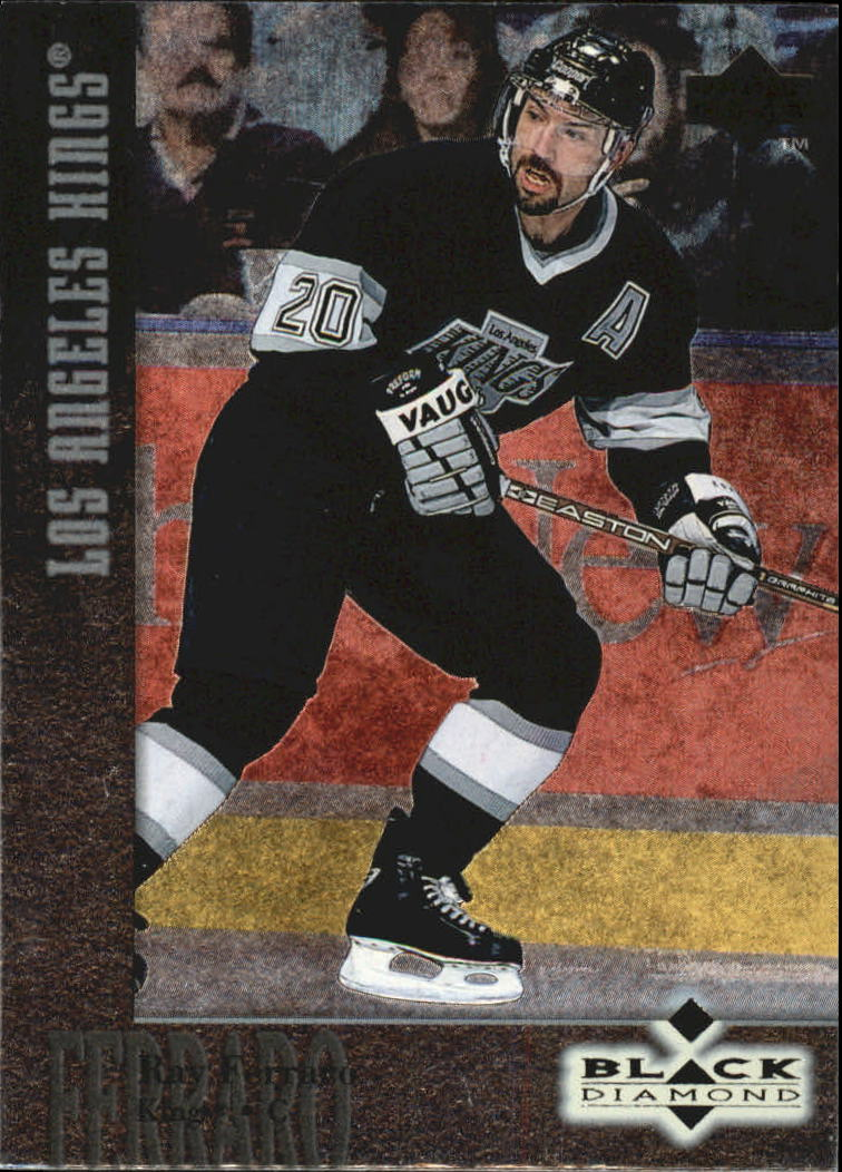 1996-97 Black Diamond #74 Ray Ferraro