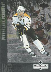 1996-97 Black Diamond #75 Jaromir Jagr