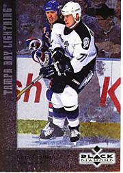 1996-97 Black Diamond #77 Chris Gratton