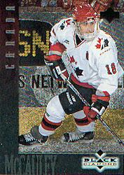 1996-97 Black Diamond #78 Alyn McCauley