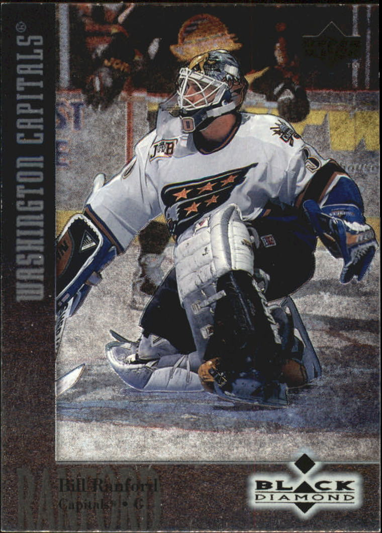 1996-97 Black Diamond #80 Bill Ranford