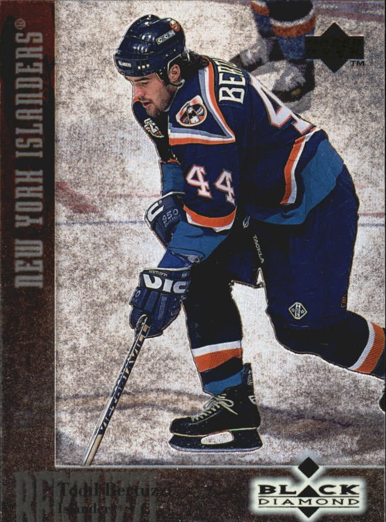 1996-97 Black Diamond #84 Todd Bertuzzi