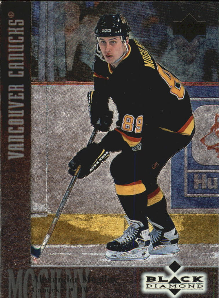 1996-97 Black Diamond #89 Alexander Mogilny