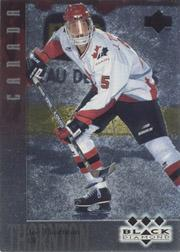 1996-97 Black Diamond #160 Joe Thornton RC