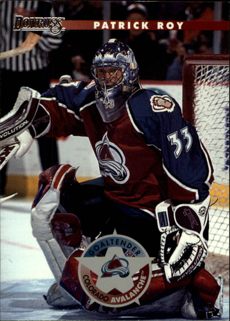 1996-97 Donruss #112 Patrick Roy