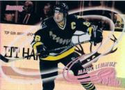 1996-97 Donruss Go Top Shelf #1 Mario Lemieux