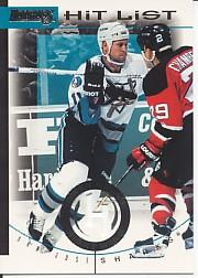1996-97 Donruss Hit List #17 Owen Nolan