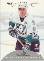 1996-97 Donruss Canadian Ice #3 Paul Kariya