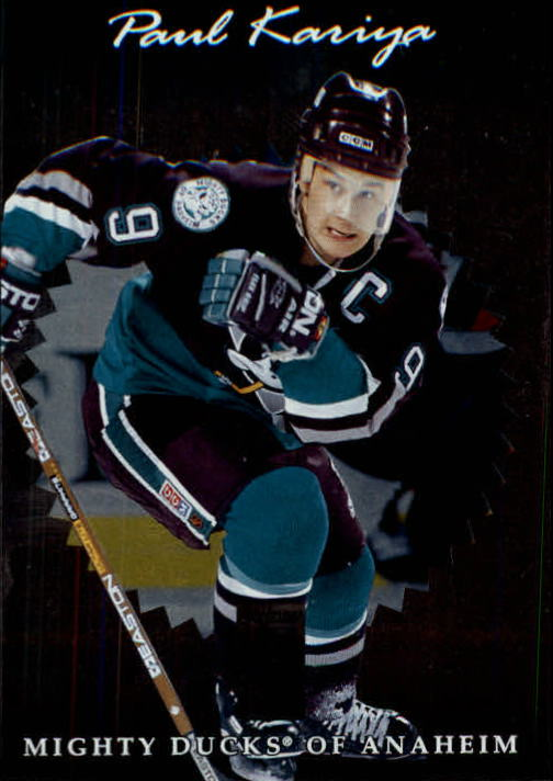 1996-97 Donruss Elite #1 Paul Kariya