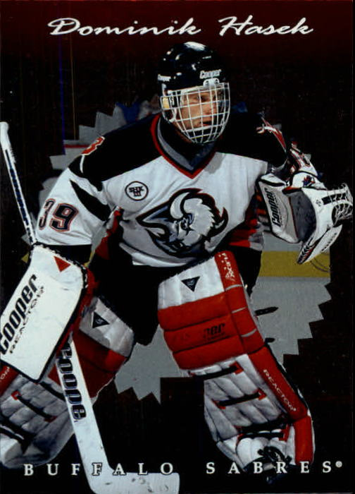 1996-97 Donruss Elite #37 Dominik Hasek
